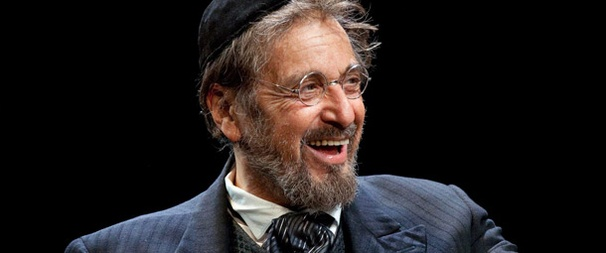 The  Merchant of Venice, Starring Al Pacino, Eyes London Bow Next Year