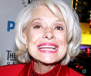 carol channing young