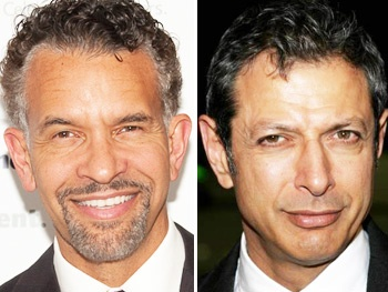 Broadway Veterans Brian Stokes Mitchell and Jeff Goldblum to Play Lea Michele's Dads on Glee