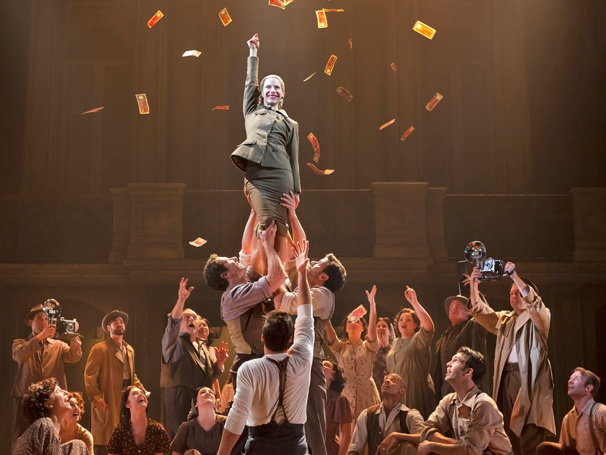 Broadway Grosses: Evita Breaks Box Office Records