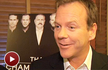 Kiefer Sutherland and Co. Talk That Championship Season