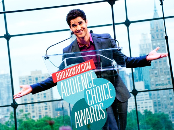 Darren Criss Sings, Jackie Hoffman Gets Racy & More Memorable Moments at the 2012 Broadway.com Awards