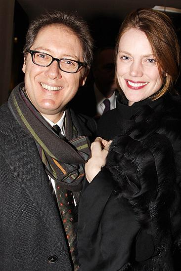 James Spader couple