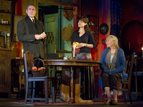 relationship of two main characters in athol fugards road to mecca Past reviews broadway reviews the road to mecca theatre review by matthew murray - january 17, 2012 the road to mecca by athol fugard directed by gordon edelstein set design by michael yeargan.