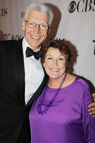 2010 Tony Awards Red Carpet – Tony Sheldon - Helen Reddy