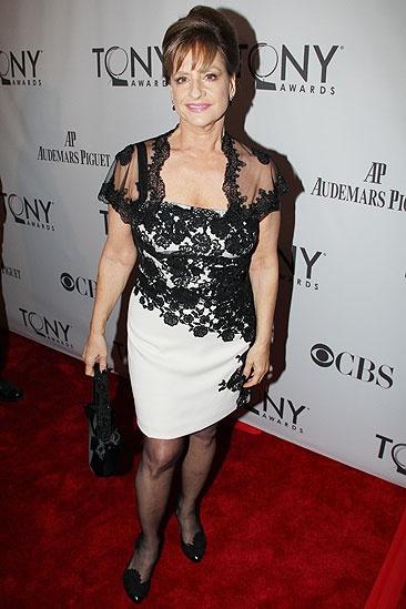 2010 Tony Awards Red Carpet – Patti LuPone