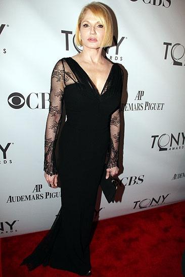 2010 Tony Awards Red Carpet – Ellen Barkin