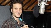 Women on the Verge Recording Session – Justin Guarini (recording)