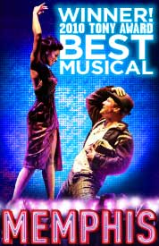 Memphis, the Broadway Musical Reviews